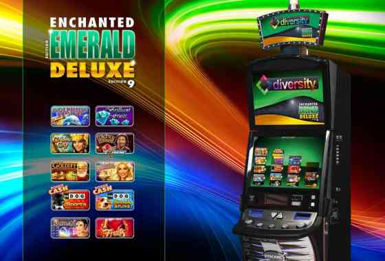 Enchanted EMERALD DELUXE
